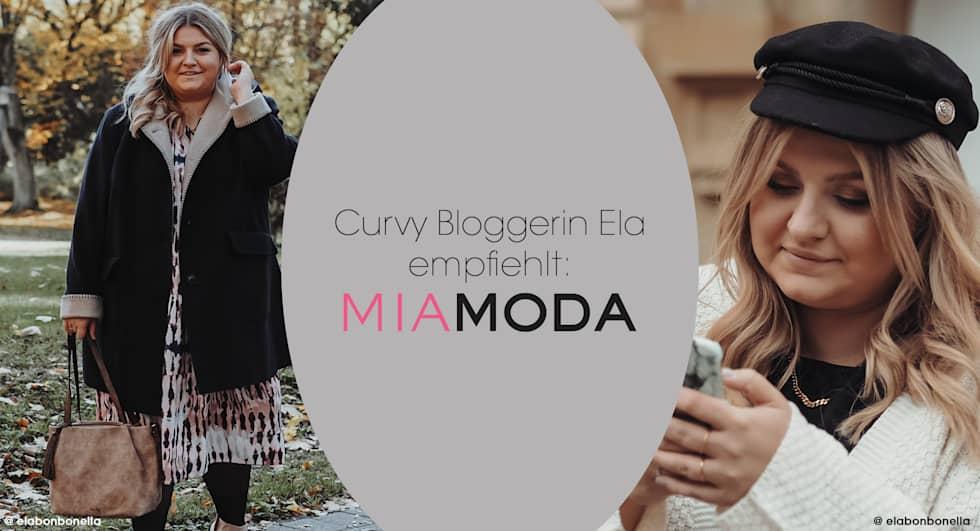 MIAMODA Große Größen Bloggerin @elabonbonella