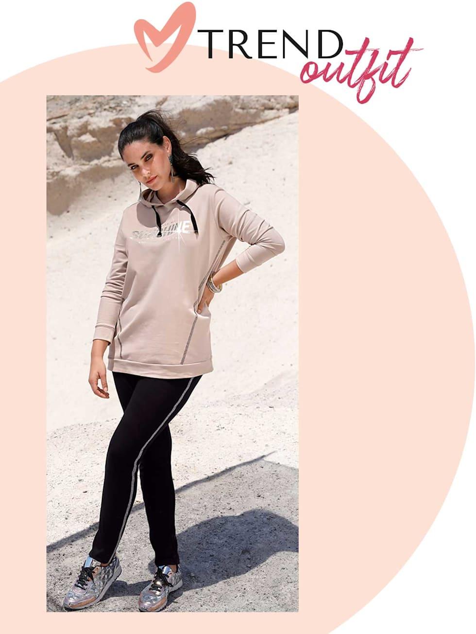 MIAMODA  Große Größen Trend Outfits von Francesca - Sweatshirt