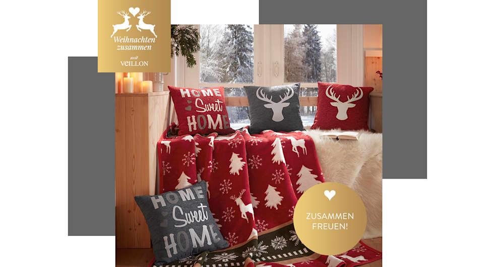 HW21_Weihnachten_Textbildtteaser_Heimtextilien