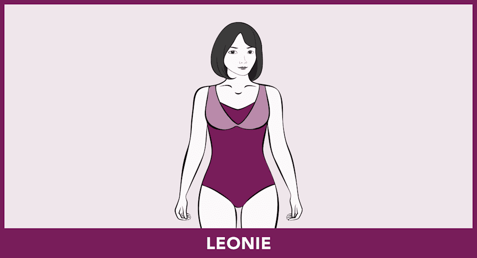 Modèles de maillots de bain - Leonie