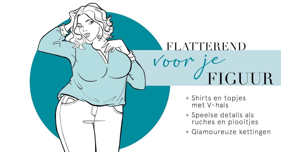 Onze stylingtips voor jouw bovenlichaam