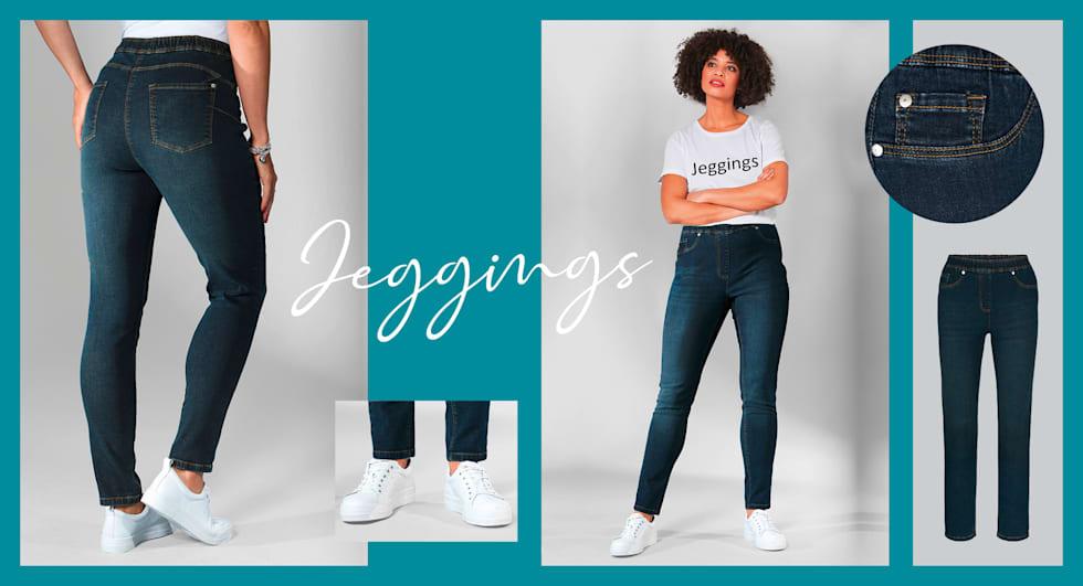 Jegging Jeans Damen