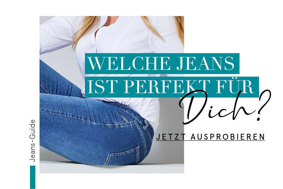 Jeans-Guide Damen