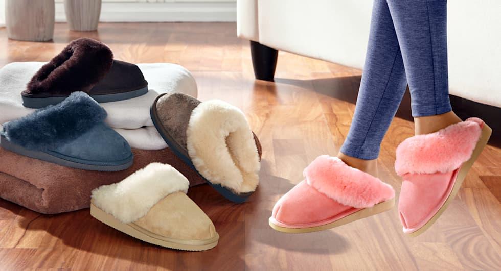 Pantoufles grande taille MIAMODA