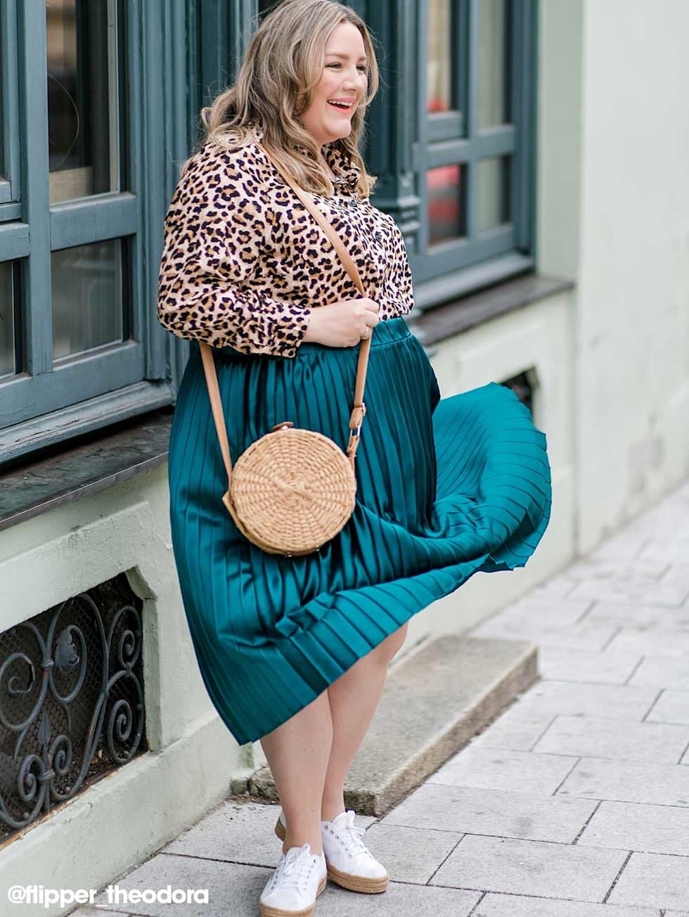 MIAMODA Große Größen Bloggerin @theodora_flipper