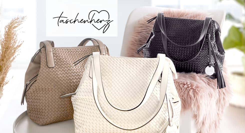 Damentaschen von Taschenherz