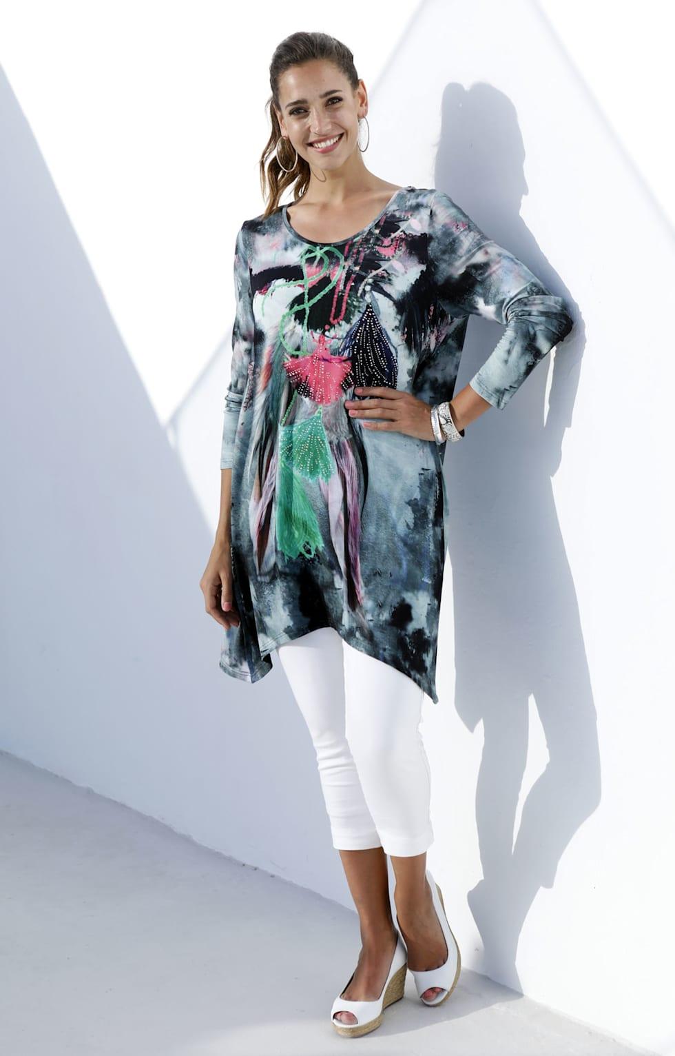 MIAMODA Tailles Plus Kampage Spring Love