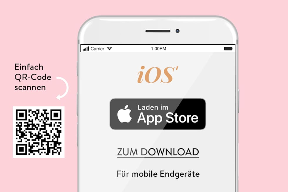 Download WENZ Shopping App iOS AppStore