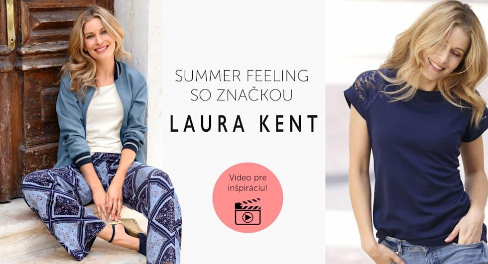 Summer Feeling so značkou Laura Kent