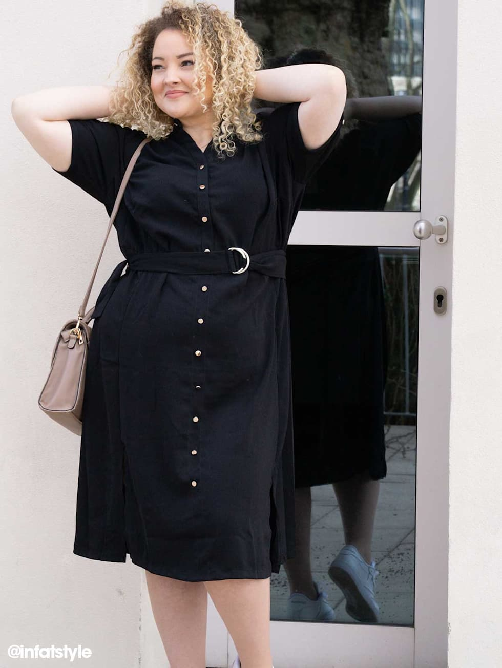 Blogueuse de grande taille MIAMODA @infatstyle