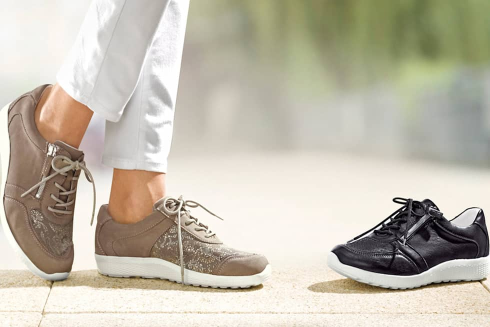 Hallux valgus-schoenen