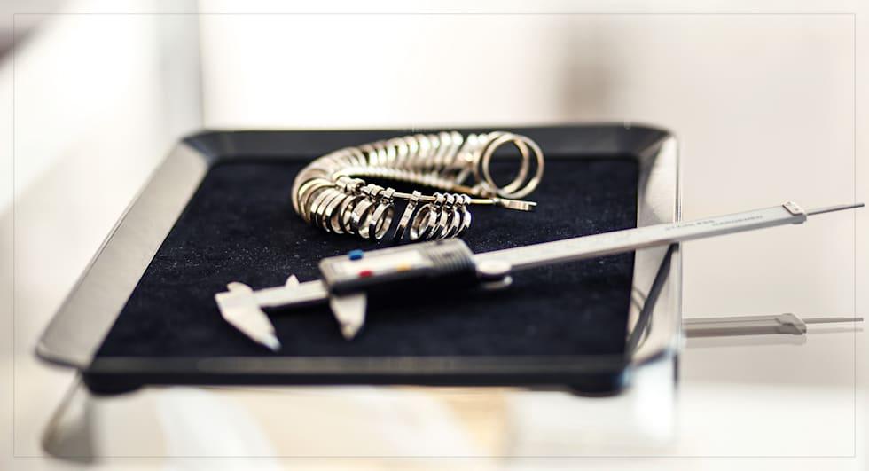Tipps & Ratgeber Ringgrößenberater