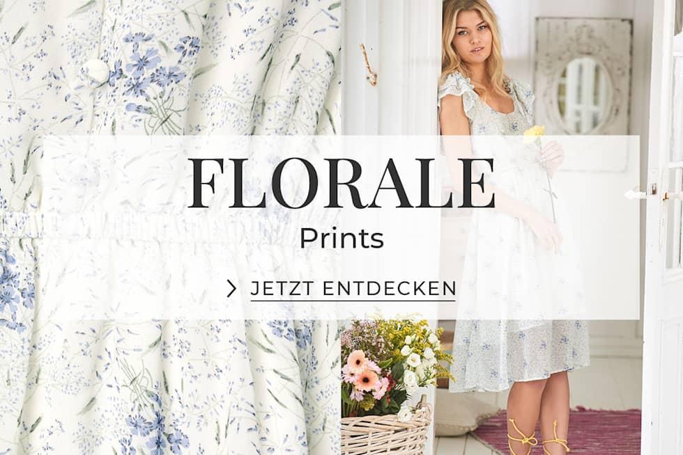 Florale Prints - Jetzt entdecken