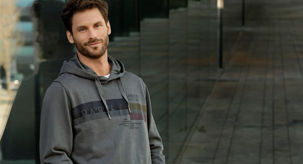 Sweatshirts: Entspannt, unkompliziert und zugleich gepflegt