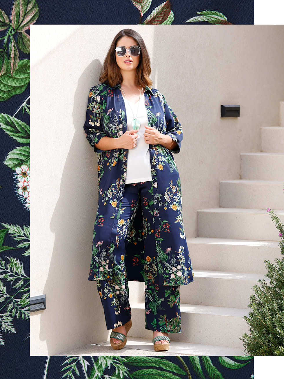 Sommer-Outfit Damen