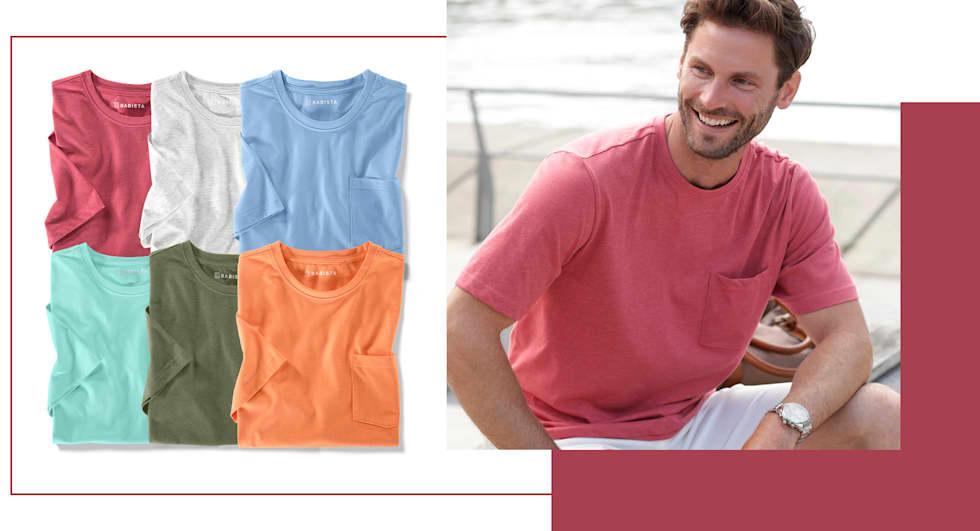 2 voor 1: T-Shirts