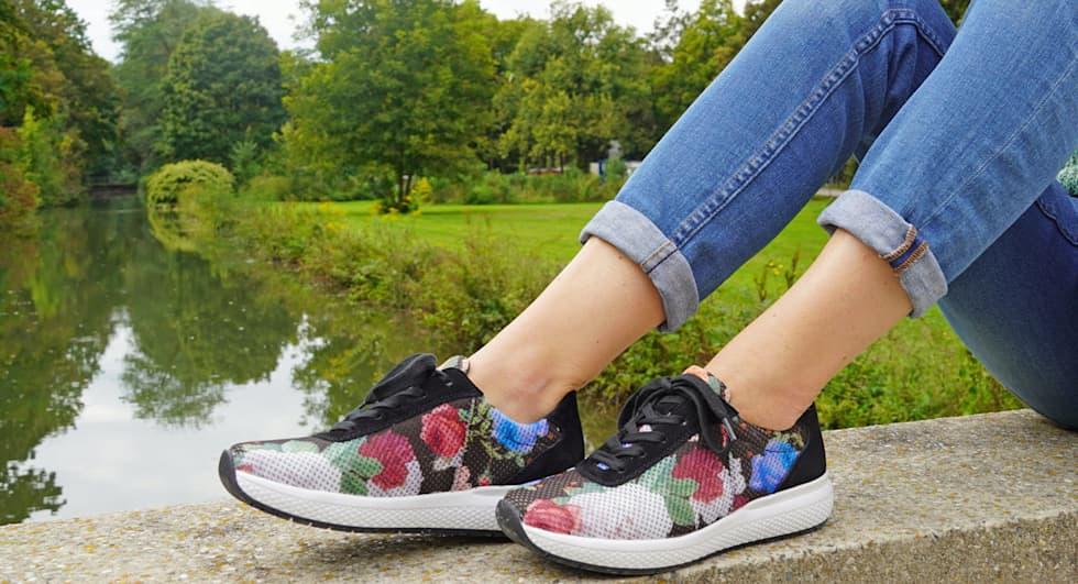 Bewegungsfreiheit erleben in Schuhen von Vamos