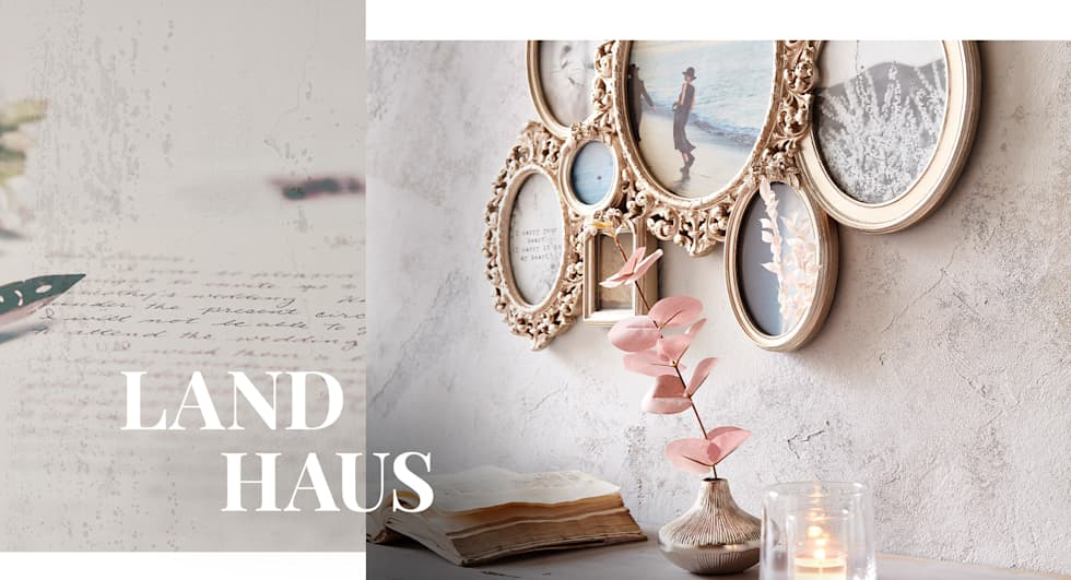 Landhaus Stil - Jetzt entdecken