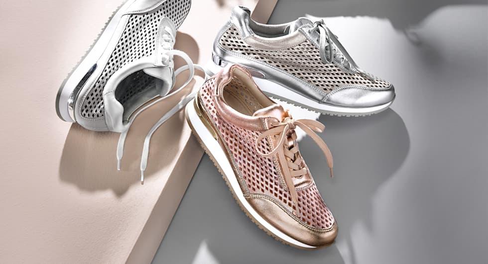 Passende Schuhe bei MONA