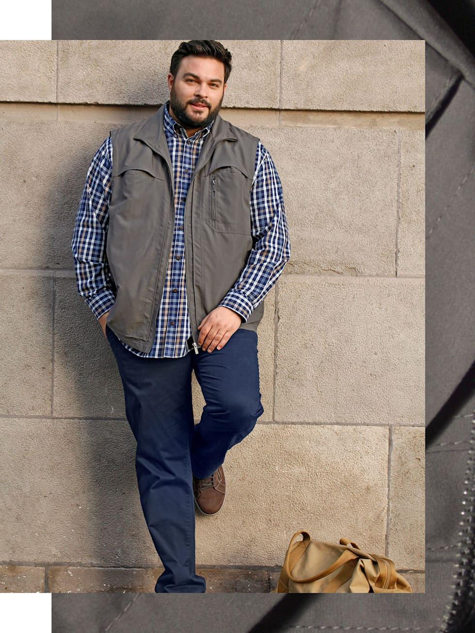 Herbst-Outfit Herren