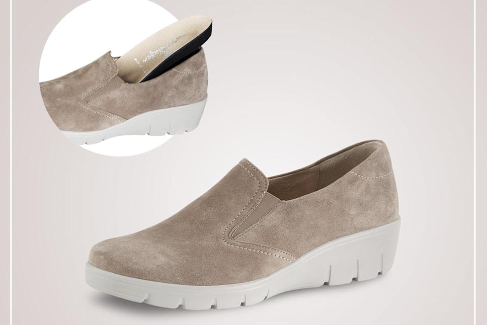 Schuhe mit Funktionen