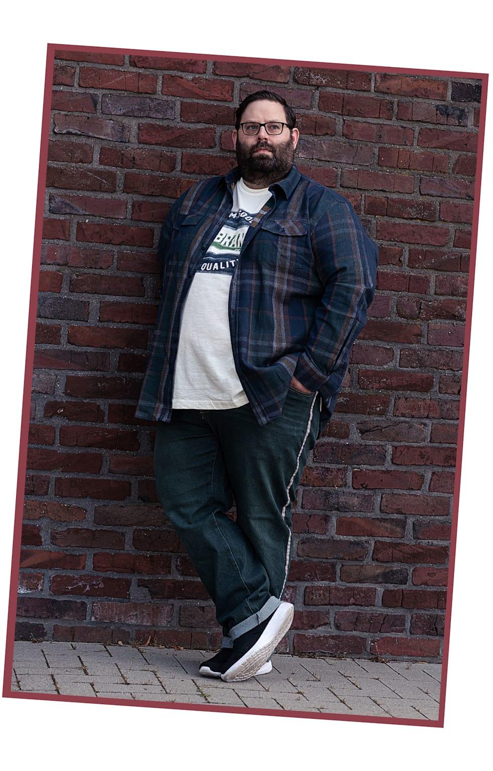 Outfit Urban Lumberjack