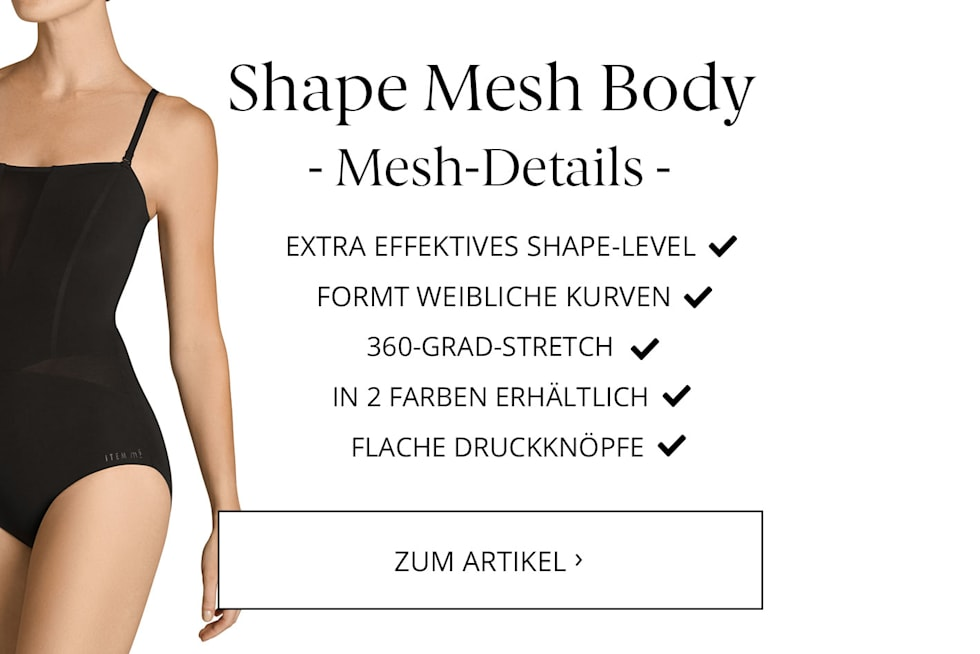 shape mesh body