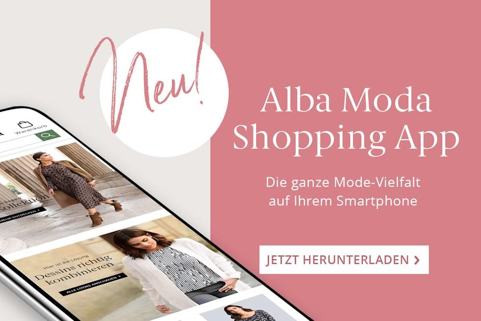 Alba Moda Shopping-App