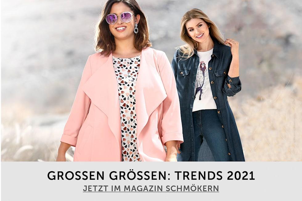 Trends: Große Größen