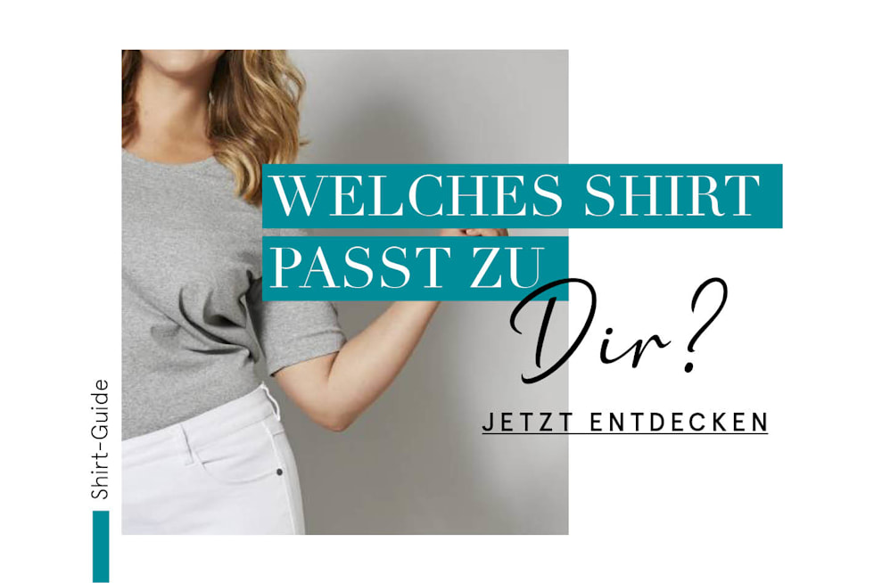Shirt-Guide Damen