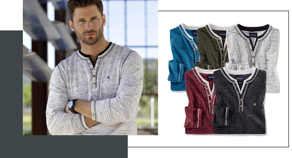 Slechts € 50 : 2 shirts - u kunt kiezen uit 5 verschillende kleuren