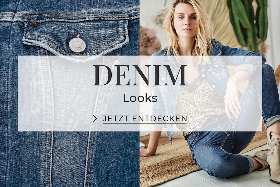 Denim Looks - Jetzt entdecken