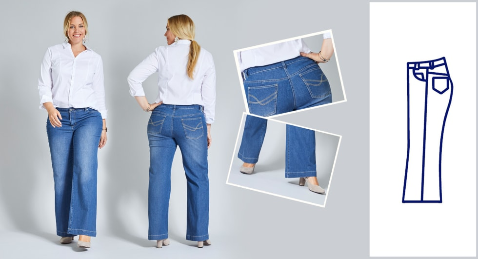 Flare_Cut_Jeans