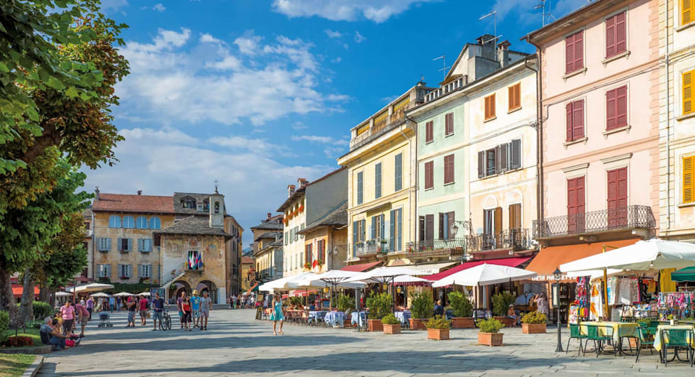 Piemont San Giulio