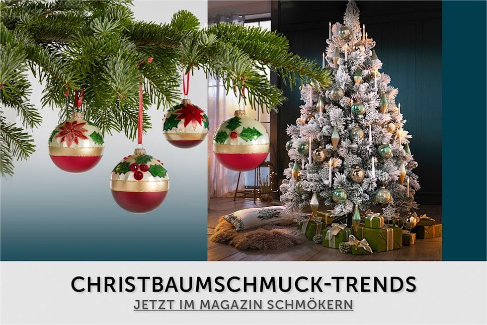 Christbaumschmuck Trends