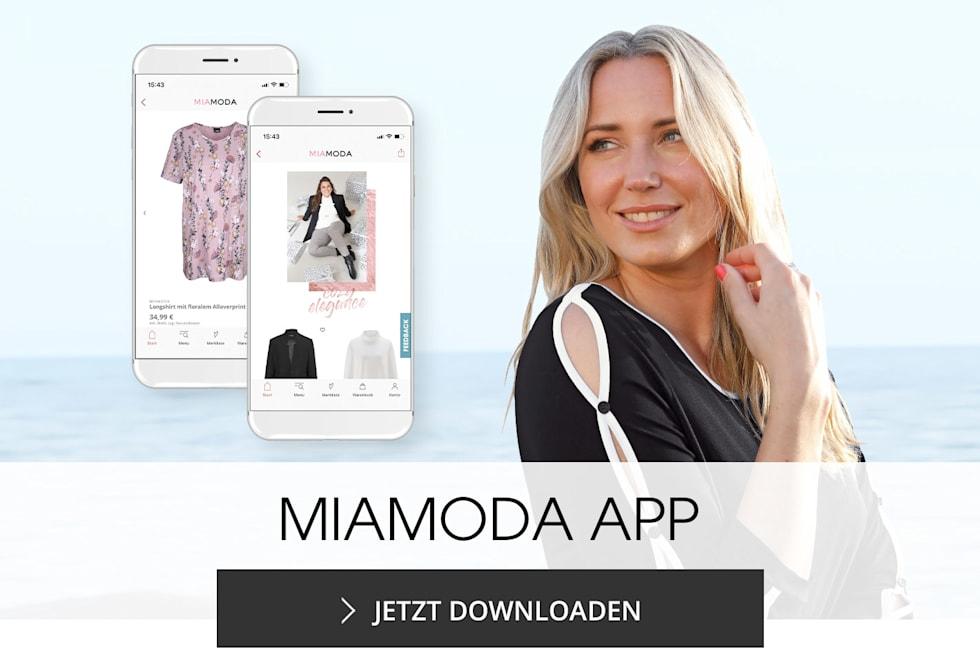 MIAMODA Grosse Grössen MIAMODA App