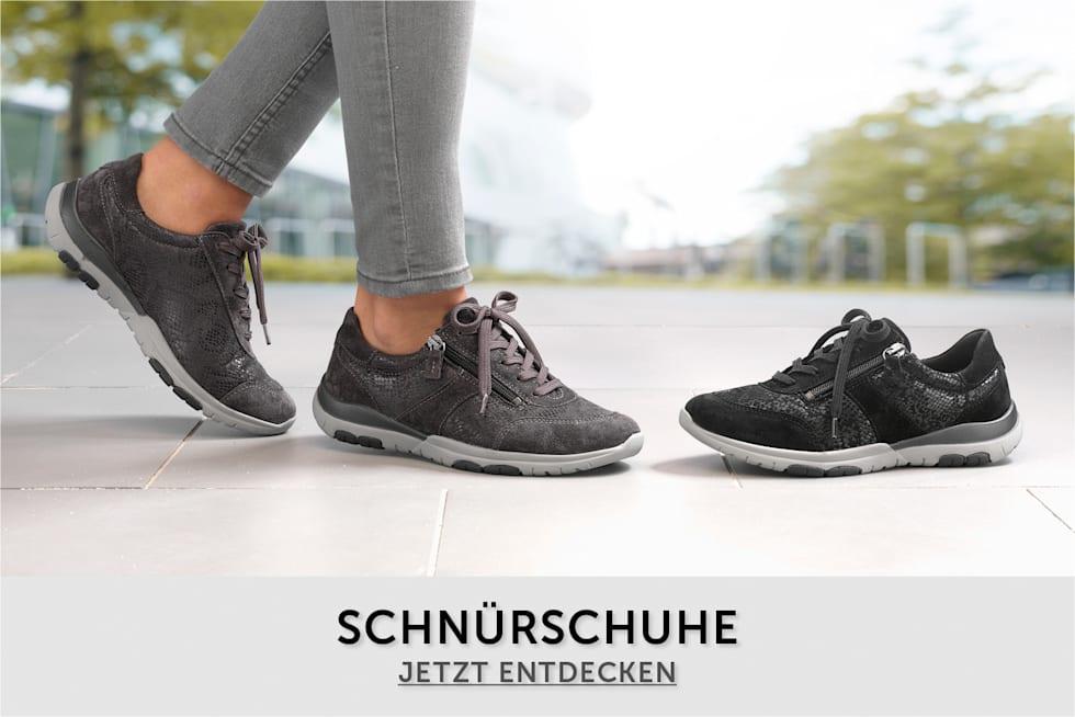 Damen Schnürschuhe