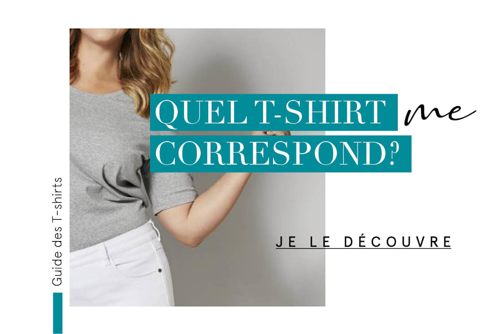 Guide des T-shirts