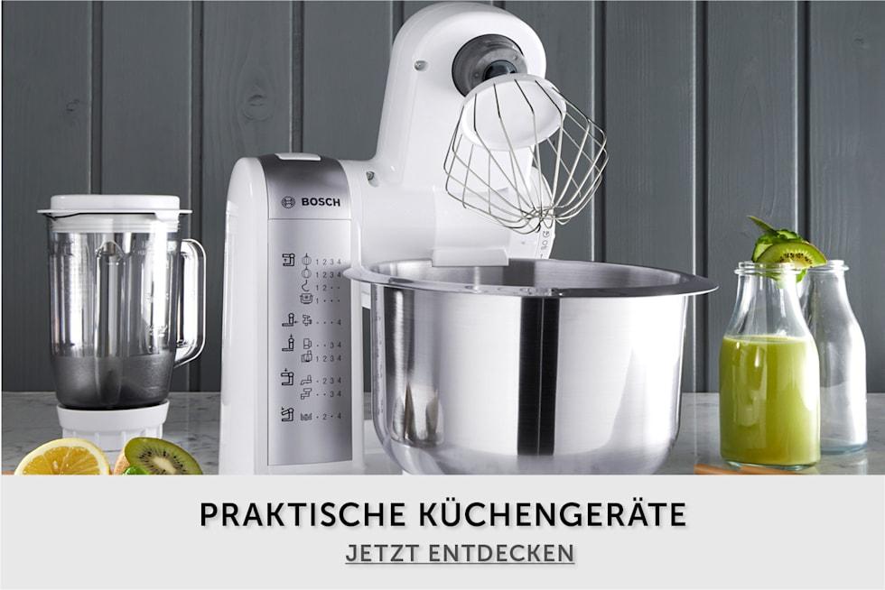 Praktische Küchengeräte entdecken
