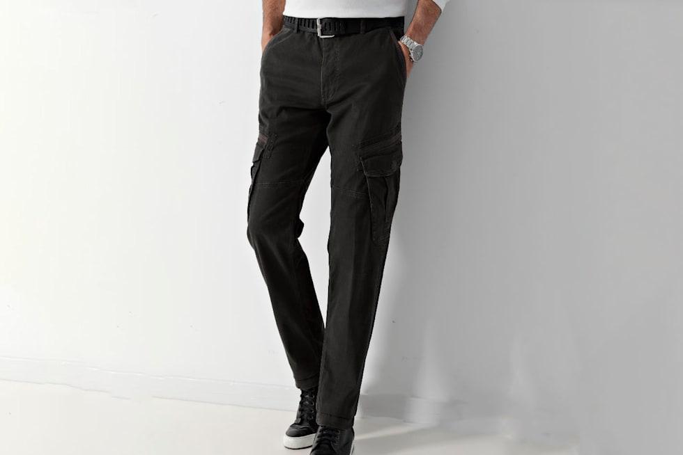 Pantalons homme en grandes tailles
