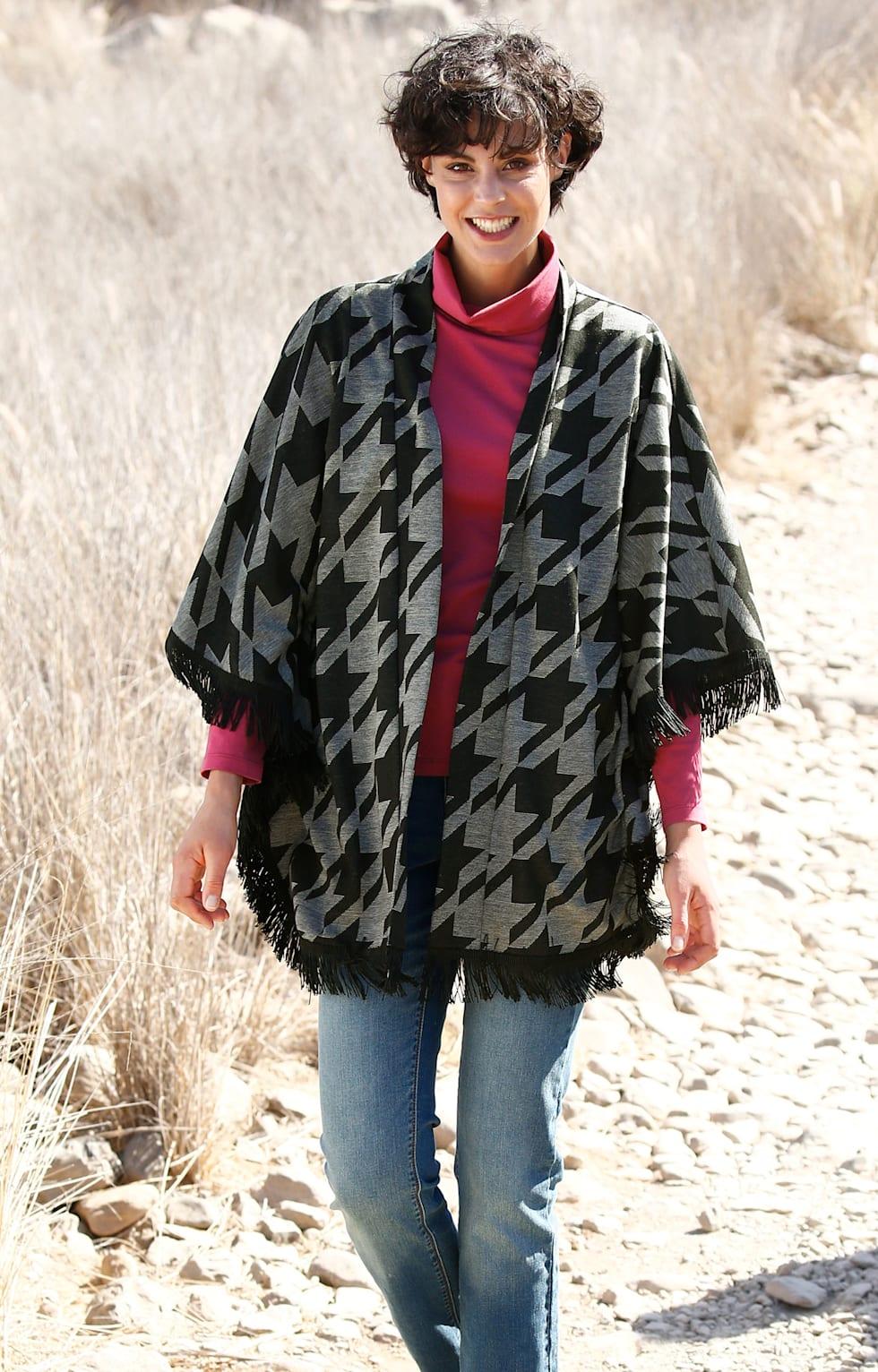 Schicht für Schicht zum Wühlfühl-Outfit