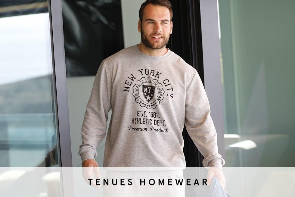 Tenues homewear