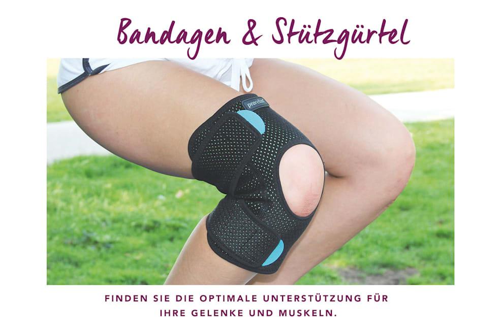 Bandagen & Stützgürtel