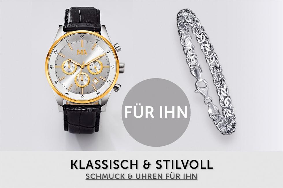 Herren Schmuck & Uhren