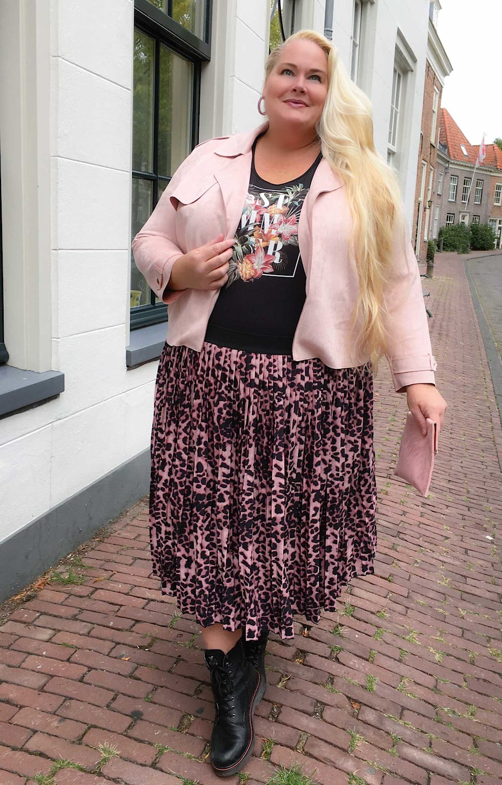 Bloggerin Annemarie