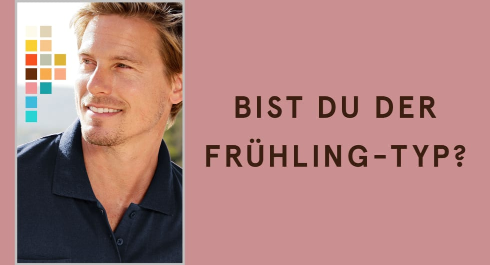 Farbberatung FRÜHLING-TYP