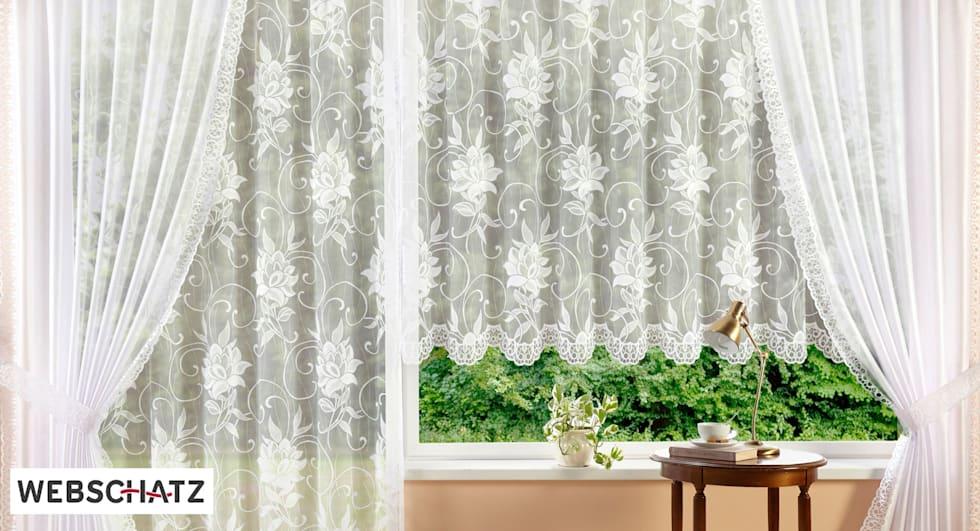 Verzaubern Sie Ihr Zu Hause mit stilvollen Gardinen der Marke Webschatz