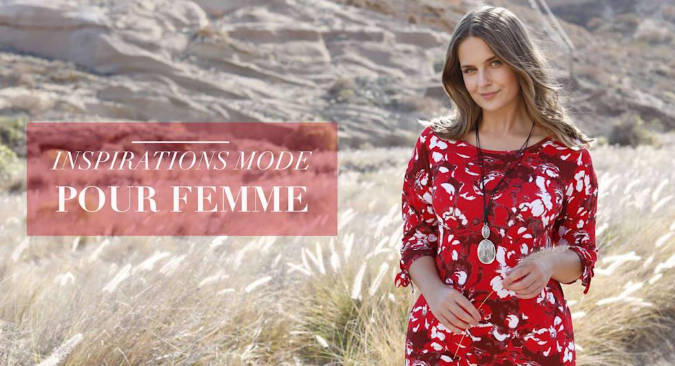INSPIRATIONS MODE POUR FEMME