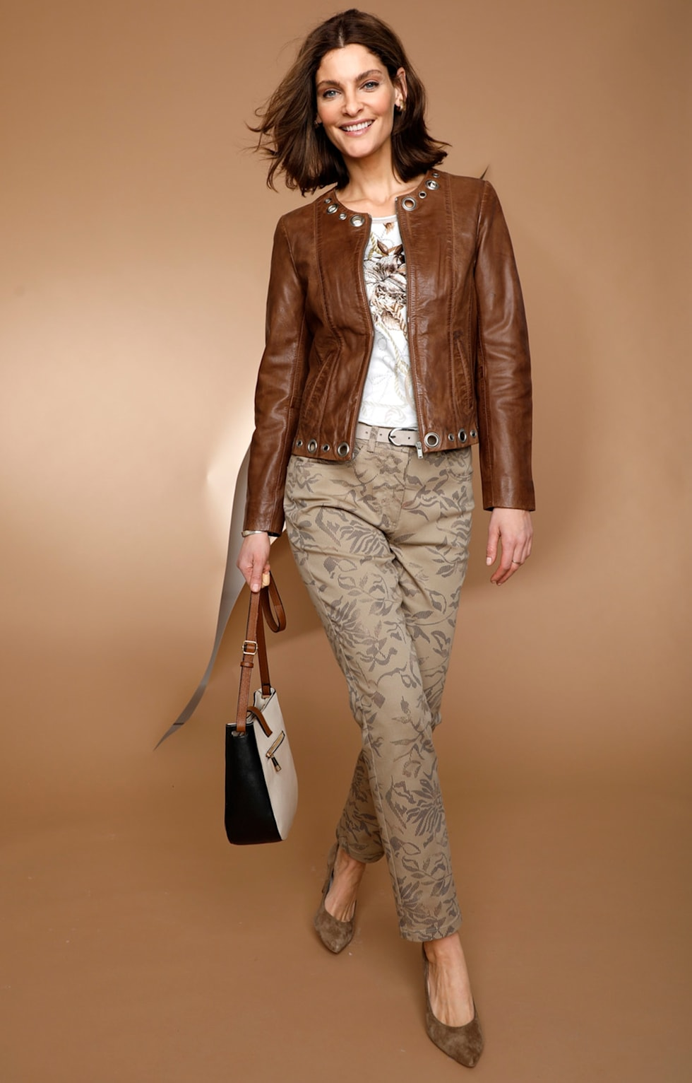 Spring Fling: Brown