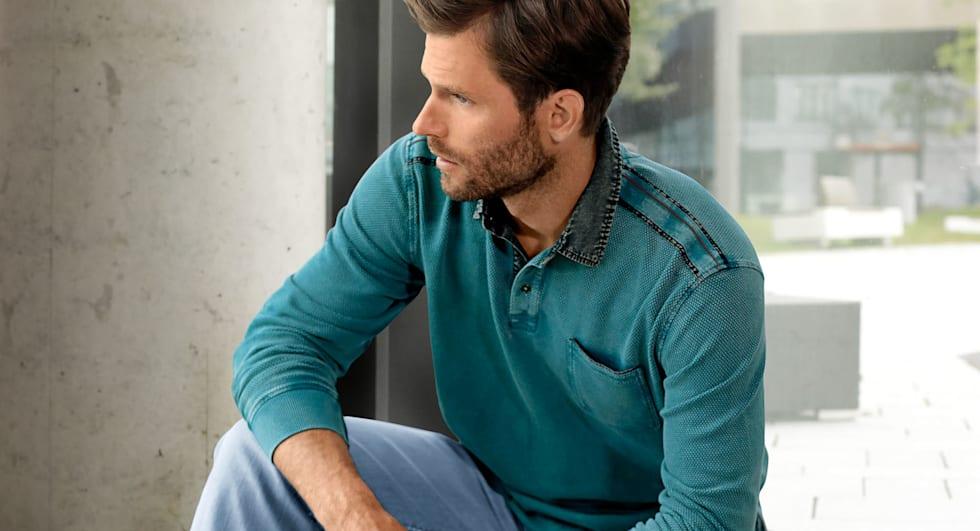 Sweatshirts von BABISTA: die bequemen Klassiker